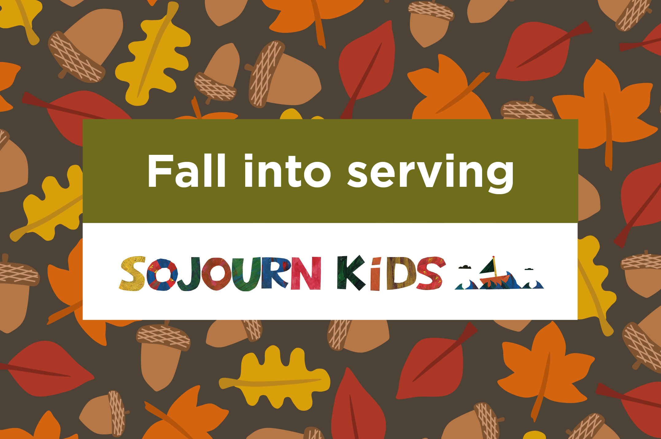 Sojourn Kids Fall Commitment Cycle