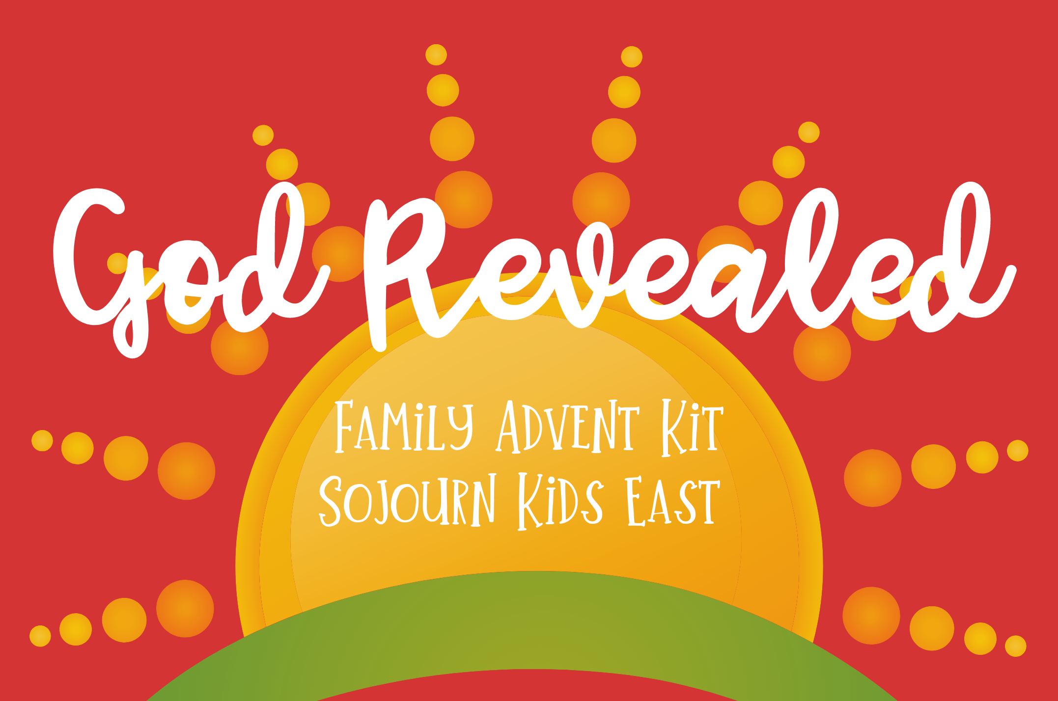 Sojourn Kids East - Advent Kits