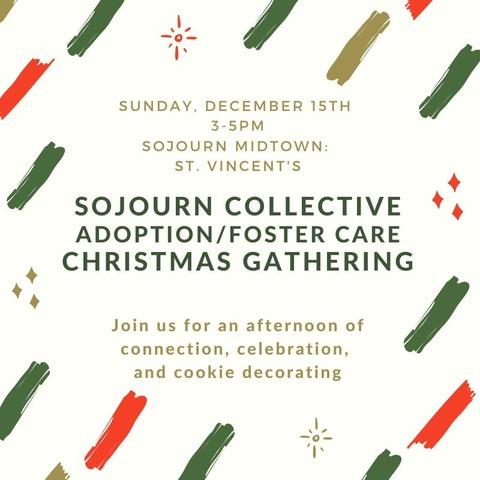 Adoption and Foster Christmas Celebration